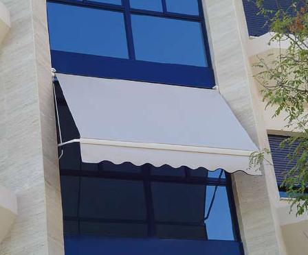 Toldos para ventanas en sevilla toldos for Perfileria para toldos correderos